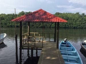 Tilapa Arrival Dock