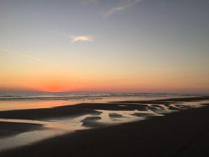 Tilapa Beach Sunset